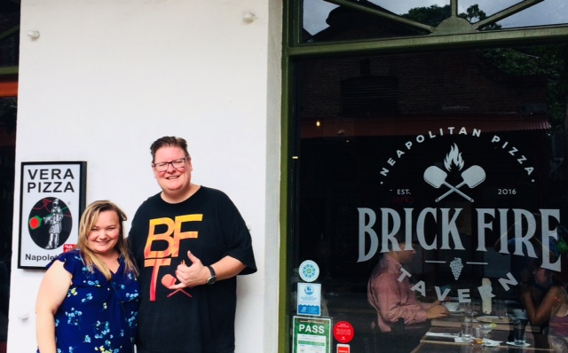 Brick Fire Tavern Honolulu