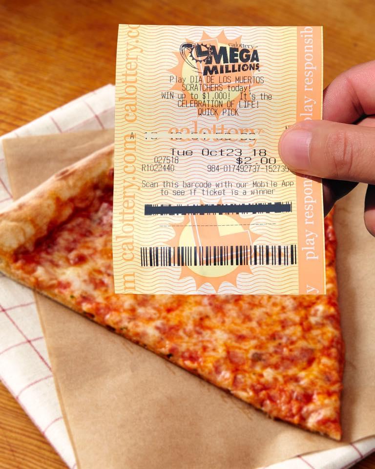 Villa Italian Kitchen Offers Free Slice For Mega Millions Jackpot