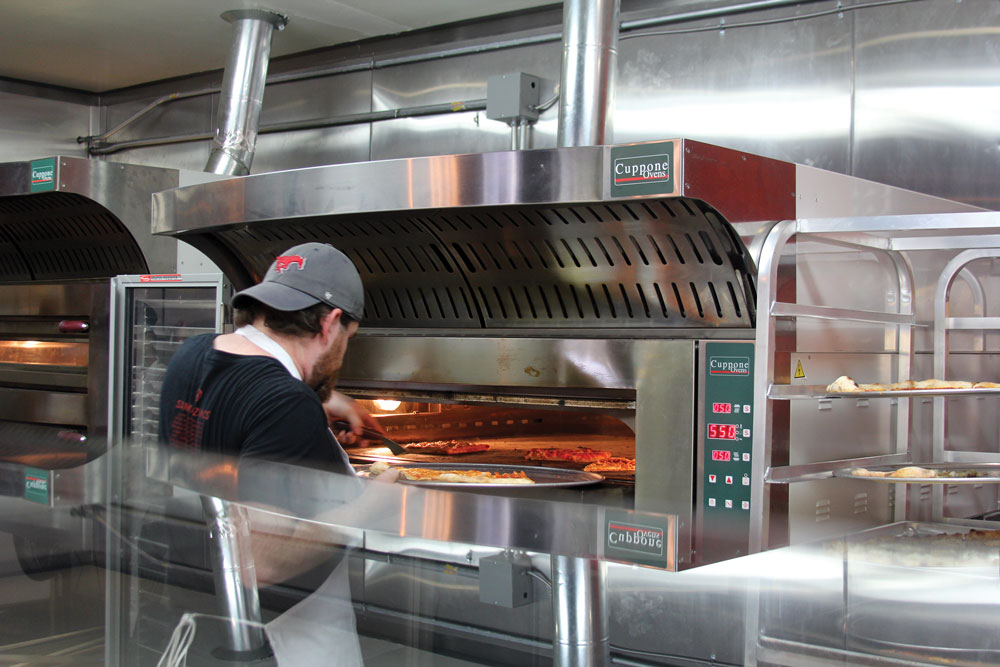 Lovin' your oven: How to make sure your pizza oven matches your store  concept - PMQ Pizza Magazine