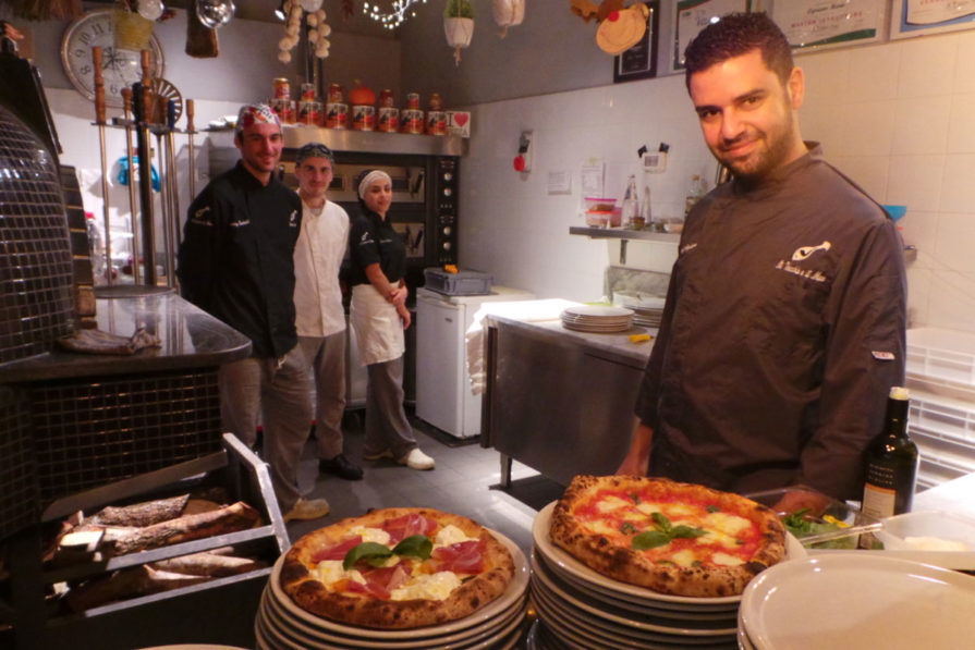 pizza without borders mario cipriano