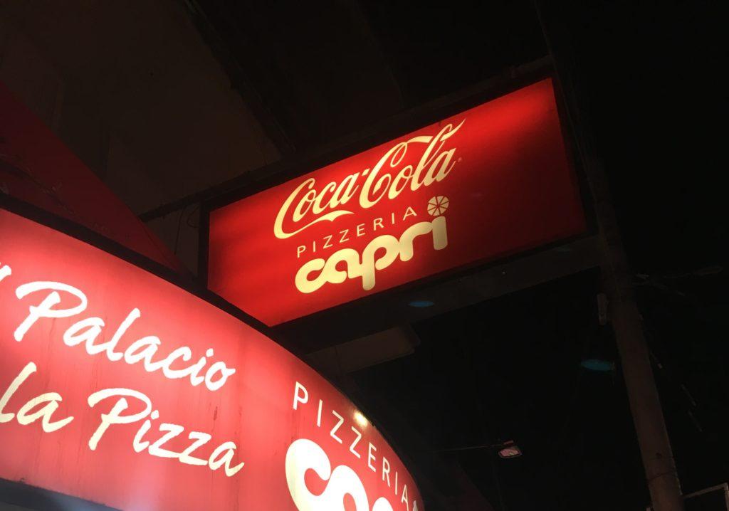 Pizzeria capri mendoza argentina