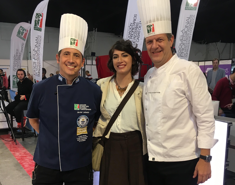Javier Labake, Missy Green, Federico Dominguez Fontan