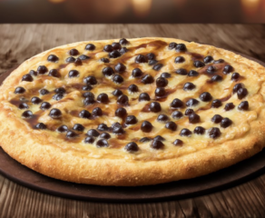 bubble tea pizza