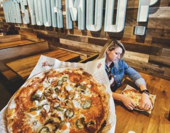 photo of MOD Pizza interior
