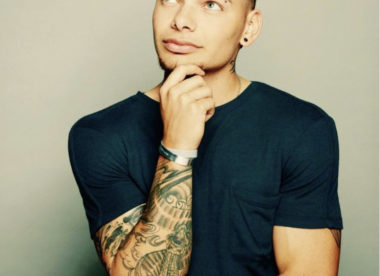 photo of country music star Kane Brown